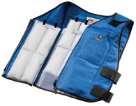 CoolPax Phase Change Cooling Vests