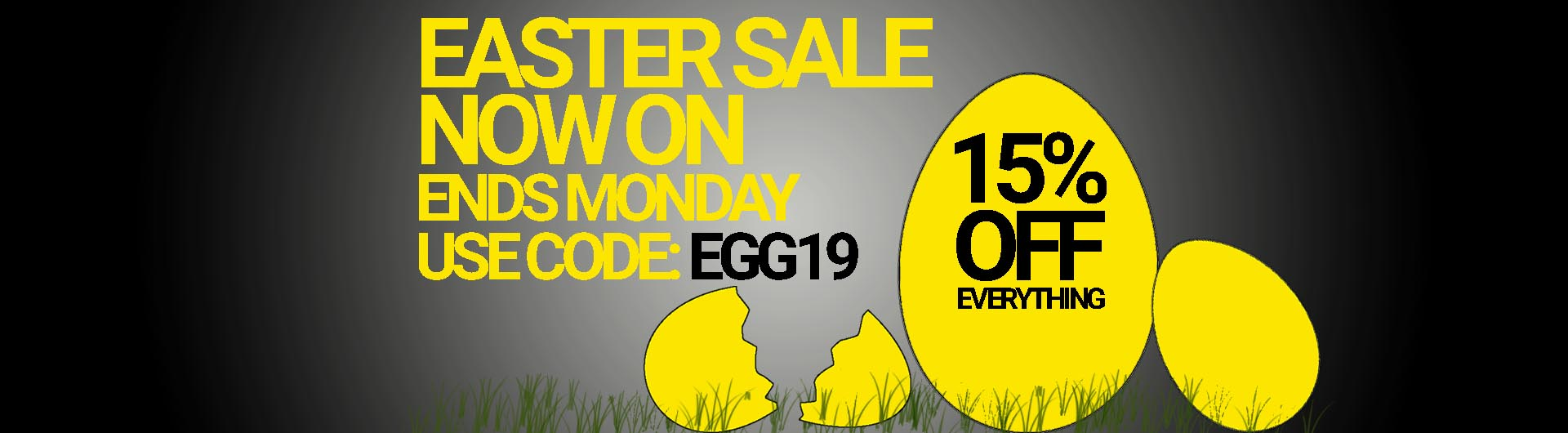 Easter 2019 Sale