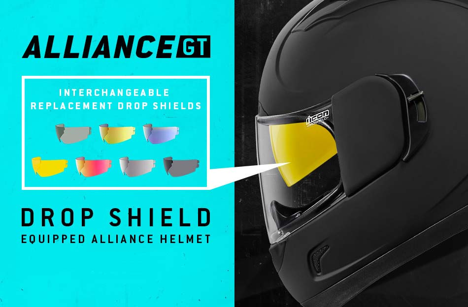 Icon Alliance GT Helmet UK