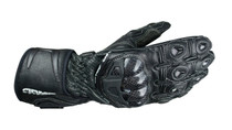 ARMR Moto S470 Motorcycle Gloves - Black