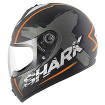 Shark S600 Exit Helmet - Matt Black / Orange / Anthracite