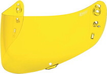 Icon Airmada / Airframe Pro Optics Visor - Fog Free - Yellow
