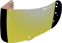 Icon Airmada / Airframe Pro Optics Visor - Fog Free - RST Gold