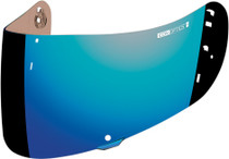 Icon Airmada / Airframe Pro Optics Visor - Fog Free - RST Blue