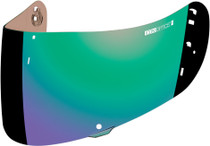 Icon Airmada / Airframe Pro Optics Visor - Fog Free - RST Green