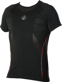 Carbon Energised - Short Sleeve T-shirt - Black