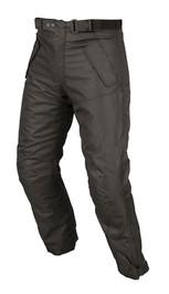 DOJO Hara Waterproof Textile Trousers - Black