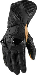 Icon Hypersport Pro Long Gloves - Stealth