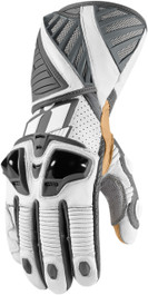 Icon Hypersport Pro Long Gloves - White