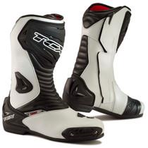 TCX S-Sportour Evo Motorcycle Boots - White / Black