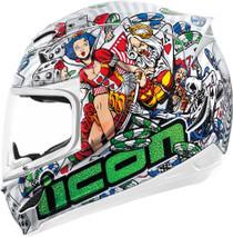 Icon Airmada Lucky Lid 2 Helmet