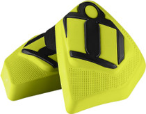 Icon Cloverleaf Replacement Kneepuck - Hi-Viz