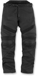 Icon Hypersport Leather Pant - Stealth
