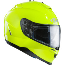 HJC IS-17 Motorcycle Helmet - Flou Yellow