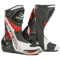 Richa Blade Waterproof Sports Boot - Black / White / Red