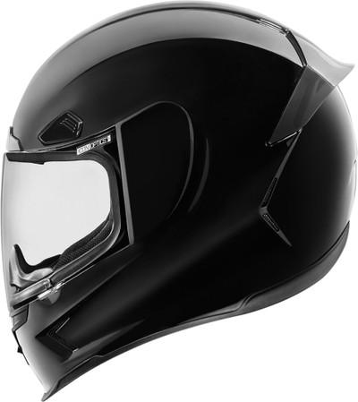 Icon Airframe Pro Helmet - Gloss Black