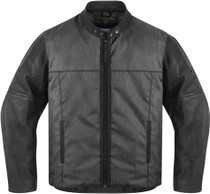 Icon 1000 Vigilante Jacket - Black