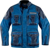 Icon 1000 Beltway Jacket - Baja Blue