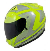 MT Blade SV Reflexion Full Face Helmet - Yellow
