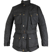 Richa Bonneville Ladies Waxed Cotton Textile Jacket