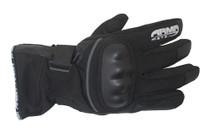 ARMR Moto WP535 Waterproof Motorcycle Gloves - Black