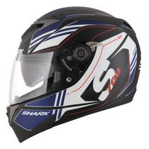 Shark S700S Tika Helmet - Black / Blue / White