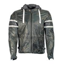 Richa Toulon Leather Jacket - Black