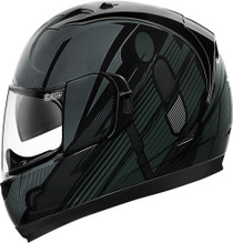 Icon Alliance GT Primary Helmet - Black