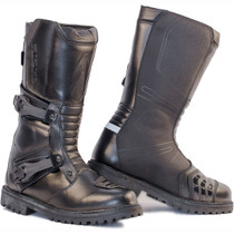 Richa Adventure Boots - Black