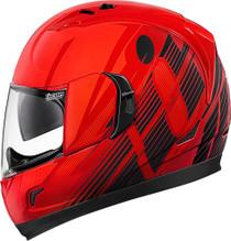 Icon Alliance GT Primary Helmet - Red