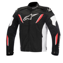 Alpinestars T-GPR Waterproof Jacket - Black / White / Red
