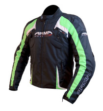ARMR Eyoshi Jacket - Black / Green