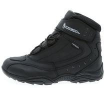 Richa Slick Waterproof Short Paddock Boots - Black