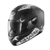 Shark SKWAL Trooper Helmet - Matt Black / White