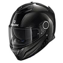 Shark Spartan Carbon Skin Helmet - Black