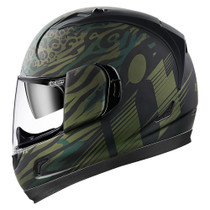 Icon Alliance GT Operator Helmet - Green