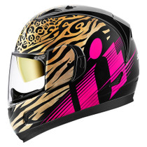 Icon Alliance GT Shaguar Helmet - Pink