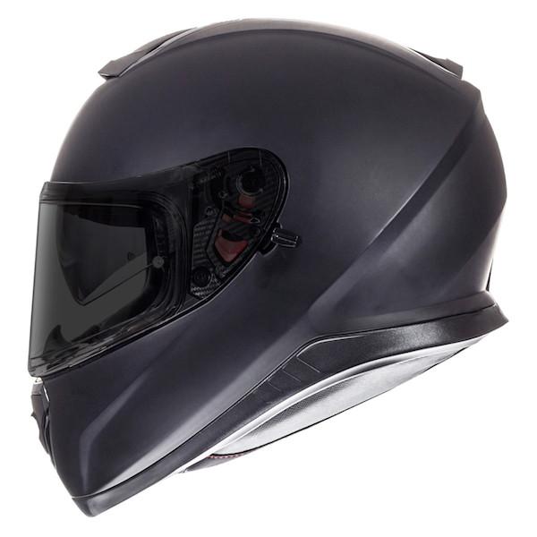 e8961a4e MT Thunder 3 SV Helmet - Matt Black | Bolt Bikes