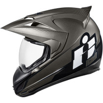 Icon Variant Double Stack Helmet - Grey