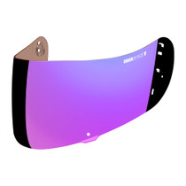 Icon Airmada / Airframe Pro Optics Visor - Fog Free - RST Purple