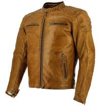 Richa Daytona 60's Leather Jacket - Cognac