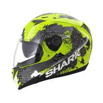 Shark S700S Squad Helmet - Yellow / Black / White