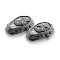 Interphone Tour Twin Pack Bluetooth Intercom