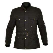 Oxford Bradwell Wax Cotton Jacket - Rifle Green