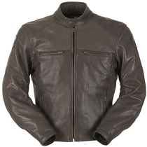 Furygan Vince Hunt Jacket - Brown