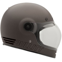 Bell Bullit Retro Matte Metallic Titanium Helmet
