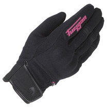Furygan Jet Evo II Lady Gloves - Black / Pink