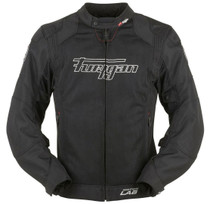 Furygan Genesis Vented 2 in 1 evo Jacket - Black