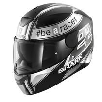 Shark D-SKWAL Sam Lowes Replica helmet - Black / White