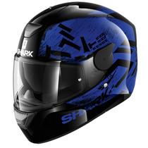 Shark D-SKWAL Hiwo helmet - Black / Blue